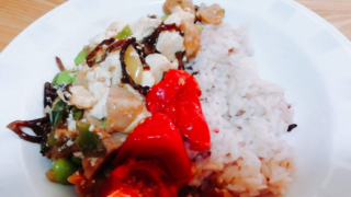 夏バテ予防 麻婆豆腐